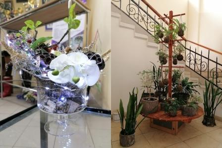 флорист ЛВПУПО