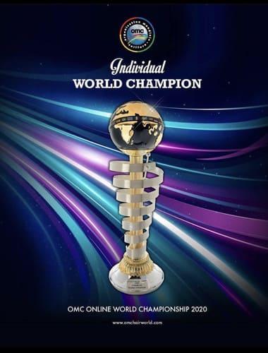 """Чемпіонат світу OMC Hairworld 2020 """"ONLINE"""""""