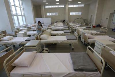 217 комплектів постільної білизни для нового відділення хворих на Covid-19
