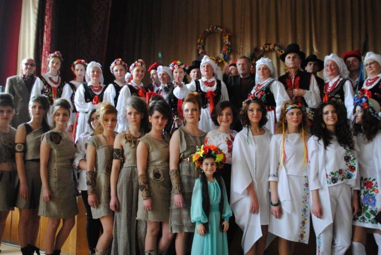 Творча зустріч з представниками об'єднання професійних шкіл польського міста Андрихов