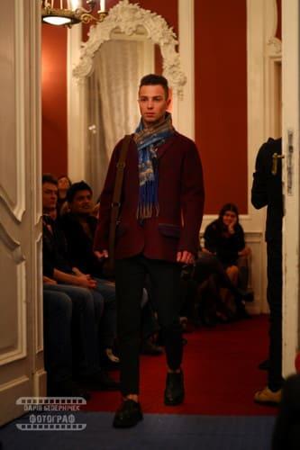 Показ білизни, аксесуарів та одягу провідних українських дизайнерів