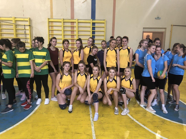 Обласні змагання  з волейболу серед учнів ПТНЗ Львівської області