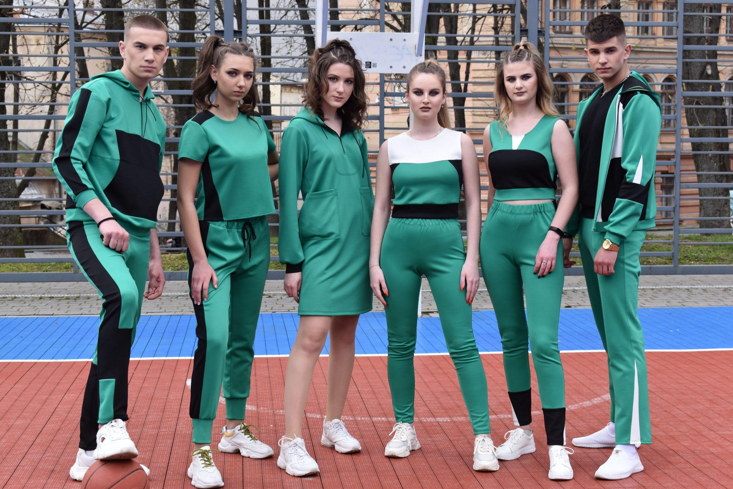 Колекція спортивного одягу